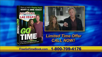 Free Go Time Book TV Spot Featuring Scott amd Amie Yancey - Thumbnail 7