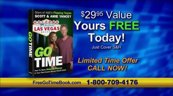 Free Go Time Book TV Spot Featuring Scott amd Amie Yancey - Thumbnail 8