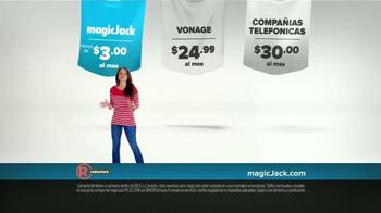 magicJack TV Spot,'Comparación' [Spanish] - Thumbnail 4