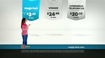 magicJack TV Spot,'Comparación' [Spanish] - Thumbnail 5