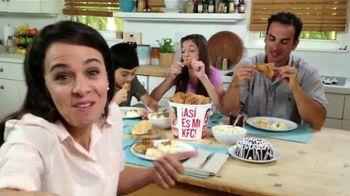 KFC 10-Piece Bucket TV Spot, 'Liberada' [Spanish] - 27 commercial airings