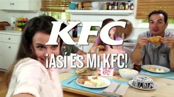 KFC 10-Piece Bucket TV Spot, 'Liberada' [Spanish] - Thumbnail 9