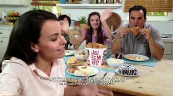 KFC 10-Piece Bucket TV Spot, 'Liberada' [Spanish] - Thumbnail 5