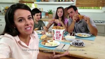 KFC 10-Piece Bucket TV Spot, 'Liberada' [Spanish] - Thumbnail 6