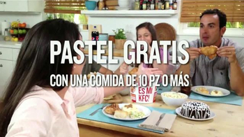 KFC 10-Piece Bucket TV Spot, 'Liberada' [Spanish] - Thumbnail 8