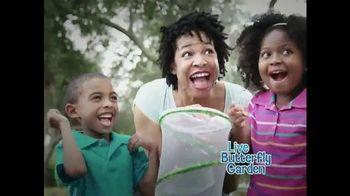 Live Butterfly Garden TV Spot - 963 commercial airings