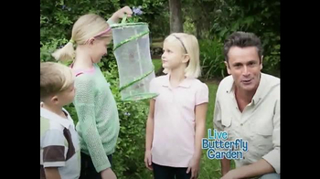 Live Butterfly Garden TV Spot - Thumbnail 2