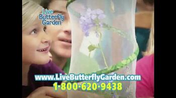 Live Butterfly Garden TV Spot - Thumbnail 8