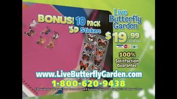 Live Butterfly Garden TV Spot - Thumbnail 9