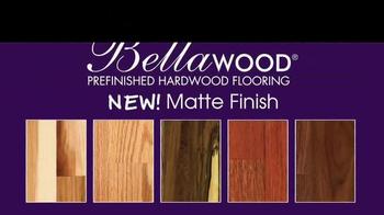 Lumber Liquidators Bellawood TV Spot, 'Matte Finish' - Thumbnail 2