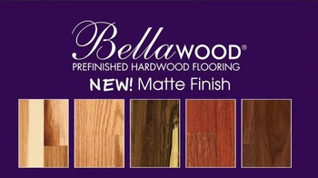 Lumber Liquidators Bellawood TV Spot, 'Matte Finish' - Thumbnail 3