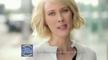 Olay Total Effects TV Spot Featuring Hillary Fogelson - Thumbnail 9