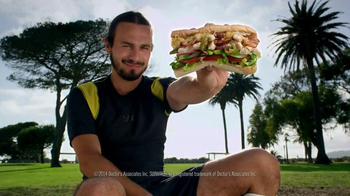 Subway Chipotle Steak & Cheese with Avocado TV Spot - Thumbnail 7