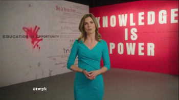 The More You Know TV Spot, 'Monitoring TV Viewin' Feat. Natalie Morales - Thumbnail 3