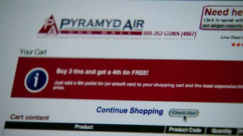 Pyramyd Air TV Spot, 'Feeding Your Addiction' - Thumbnail 2