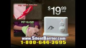 Silent Barrier TV Spot - Thumbnail 10