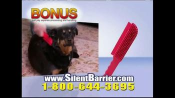Silent Barrier TV Spot - Thumbnail 8