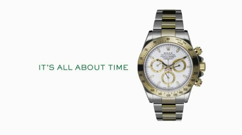 Rolex TV Spot, 'All About Time' - Thumbnail 10