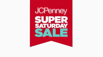 JCPenney Super Saturday Sale TV Spot, 'A Penny Earned' - Thumbnail 3
