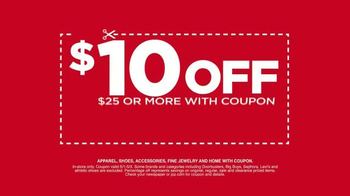JCPenney Super Saturday Sale TV Spot, 'A Penny Earned' - Thumbnail 8