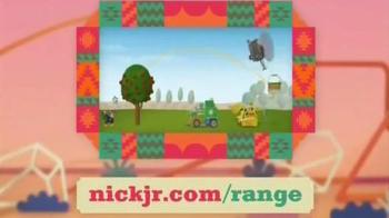 Nick Jr. Riding The Range TV Spot, 'Hodown' - Thumbnail 9