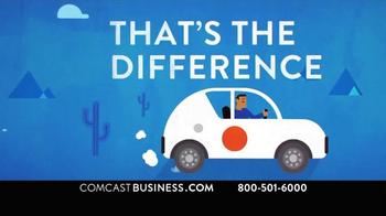 Comcast Business TV Spot, '5x Faster' - Thumbnail 3
