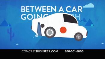 Comcast Business TV Spot, '5x Faster' - Thumbnail 5