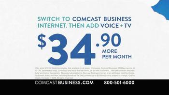 Comcast Business TV Spot, '5x Faster' - Thumbnail 8