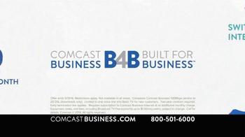 Comcast Business TV Spot, '5x Faster' - Thumbnail 9
