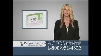 Parilman & Associates TV Spot, 'Actos'