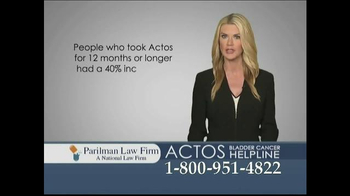 Parilman & Associates TV Spot, 'Actos' - Thumbnail 3