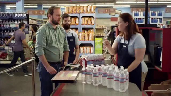 Crystal Geyser TV Spot, 'We Sell It in Cases' - 63 commercial airings