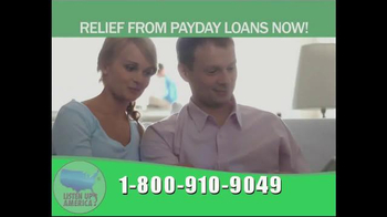 Listen Up America TV Spot, 'PayDay Loan'