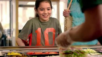 Subway TV Spot, 'Bread is On the Rise'