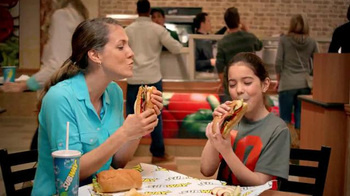 Subway TV Spot, 'Bread is On the Rise' - Thumbnail 10