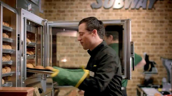 Subway TV Spot, 'Bread is On the Rise' - Thumbnail 4