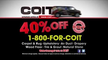 COIT TV Spot, 'Nicole: 40% Off' - Thumbnail 8