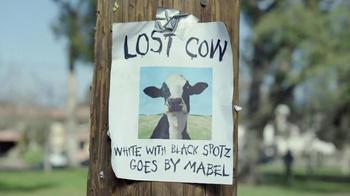 Chick-fil-A TV Spot, 'Missing Cow' - Thumbnail 4
