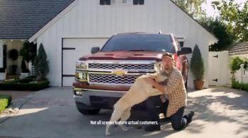 Chevrolet TV Spot, 'Month of Celebrations' - 822 commercial airings