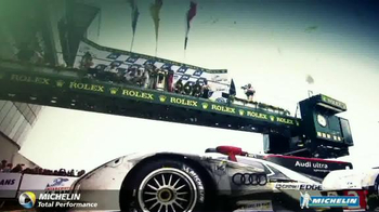 Michelin Total Performance TV Spot, 'World's Best Racing Teams' - Thumbnail 2