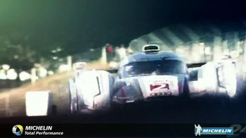 Michelin Total Performance TV Spot, 'World's Best Racing Teams' - Thumbnail 4
