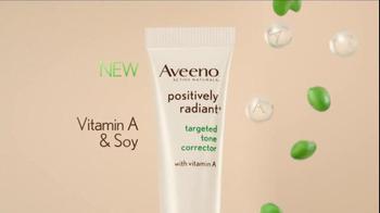 Aveeno Positively Radiant Tone Corrector TV Spot Featuring Jennifer Aniston - Thumbnail 4