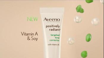Aveeno Positively Radiant Tone Corrector TV Spot Featuring Jennifer Aniston - Thumbnail 5
