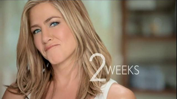 Aveeno Positively Radiant Tone Corrector TV Spot Featuring Jennifer Aniston - Thumbnail 7