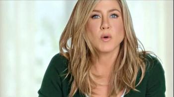 Aveeno Positively Radiant Tone Corrector TV Spot Featuring Jennifer Aniston - Thumbnail 8