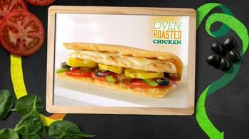 Subway Oven Roasted Chicken TV Spot, 'May $3 Select' - Thumbnail 8