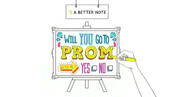 Sharpie TV Spot, '50 Ways to Get a Prom Date' - Thumbnail 4
