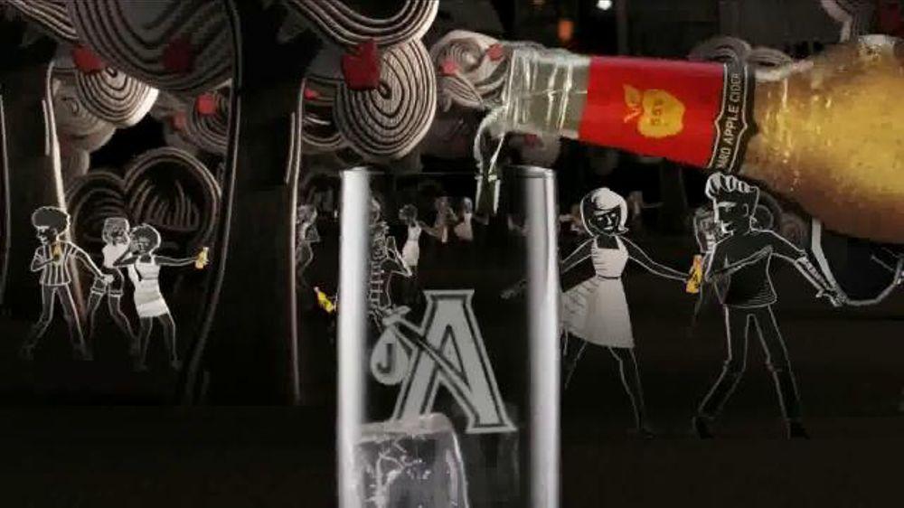Johnny Appleseed Hard Cider TV Commercial, 'Let The Stories Flow'