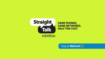 Straight Talk Wireless TV Spot, 'Walmart May Takeover' - Thumbnail 8