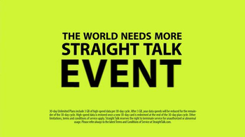 Straight Talk Wireless TV Spot, 'Walmart May Takeover' - Thumbnail 2